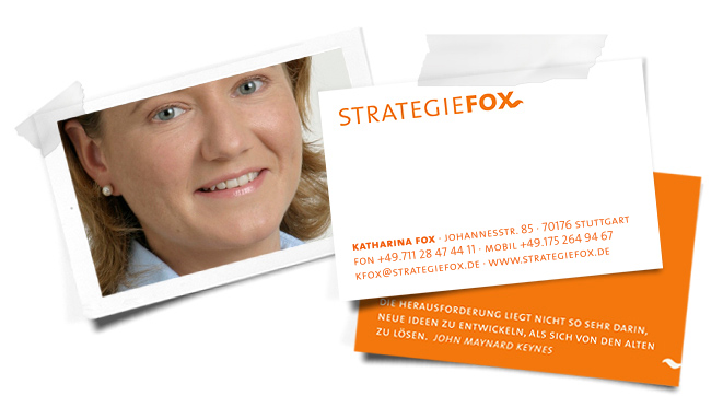 STRATEGIEFOX - Katharina Fox